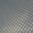 Chain Link Fence Background - ストック写真