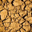Stock Photo: Cracked Dirt Arid Ground
