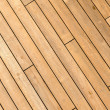 Stock Photo: Diagonal Wooden Ship Deck Background