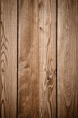 Dark Wood Fence Background — 图库照片