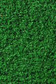 Fake Grass used on sports fields — Stock Photo
