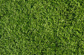Fake Grass used for outdoor sports — Stock Photo