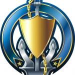 Emblem — Stock Vector #10129181