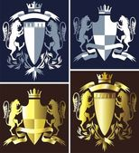 Coat of arms — Stock Vector