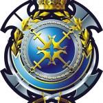 NAVY style emblem — Stock Vector #10385821