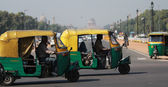 Tuk Tuk or Auto Rickshaw — Stock Photo