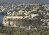 City Palace in Udaipur — Stock Photo