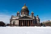 Isakiyevsky cathedral tample — Stock Photo