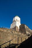 Vyborg kasteelmuseum — Stockfoto