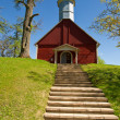 Ancient and beautiful church — Stock Photo #10531925