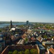 Fine view of the city of Riga — Stock Photo