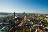 Mooie uitzicht op de stad riga — Stockfoto