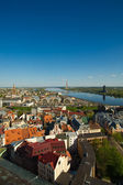 Riga-stad — Stockfoto