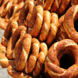 Stock Photo: Turkish Bagel