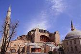 The Hagia Sophia (Ayasofya) , Istanbul, Turkey — Stock Photo