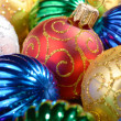 Christmas balls — Stock Photo #10150435