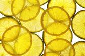 Lemon and lime — Stock Photo