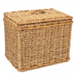 Wicker box — Stock Photo #10042304