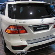 Mercedes ML 63 AMG - Stock Photo