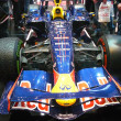 Redbull F1 car — Stock Photo
