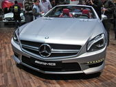 Mercedes by AMG — Stock Photo