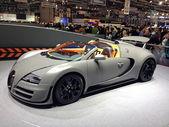 Bugatti Grand Sport — Stock Photo