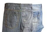 Jeans pants — Stock Photo