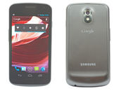 Samsung Galaxy Nexus by Google — Stock Photo