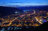 City by night — Stock Photo