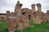 Ostia ruins — Stock Photo