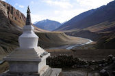 Tibetská stúpa — Stock fotografie