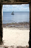The Gate to Mozambique — Stock Photo