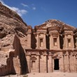 "El Deir (""The Monastery"") — Stock Photo"