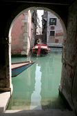Gate to Bella Venezia. — Stock Photo