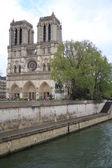 Notre-Dame de Paris — Zdjęcie stockowe