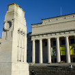 Stock Photo: Auckland Museum