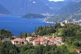 Lago di Como - Castello di Vezio — Stock Photo