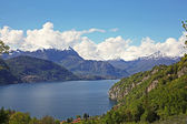 Lago di Como — Stock Photo