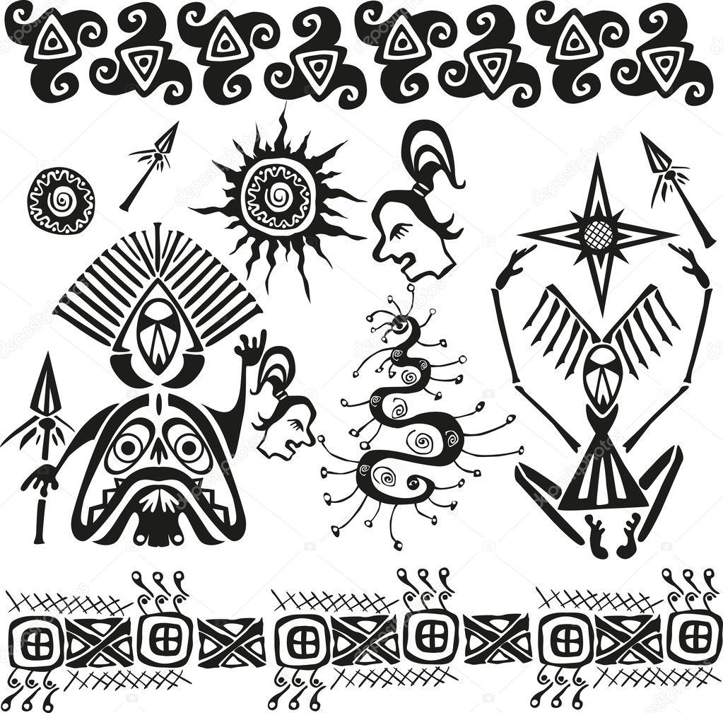 African Art Symbols More Information Djekova
