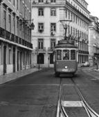 Lisbon's Tram — Stock Photo