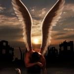 累了的天使 — 图库照片 #10014238