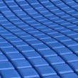 Blue square background — Stock Photo #10339967