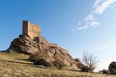 Old castle in Molina de Aragon, Spain — Stock Photo
