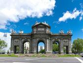 Puerta de Alcala — Stock Photo