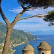 Stock Photo: Amalfi coast 05