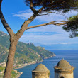 Foto Stock: Amalfi coast 05