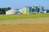 Biogas plant 83 — Stock Photo
