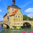 Stock Photo: Bamberg Rathaus - Bamberg townhall 07