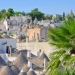 Trulli 24 - Stock Photo