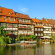 Bamberg Little Venice 05 — Stock Photo #10278002